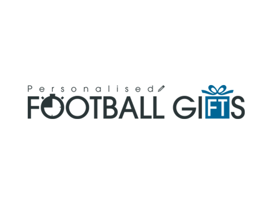 Personalised Football Gifts Promo Code