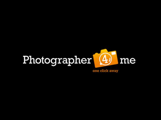 Photographer 4 Me Discount Code