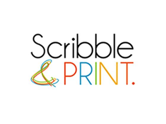 Scribble & Print Voucher Code