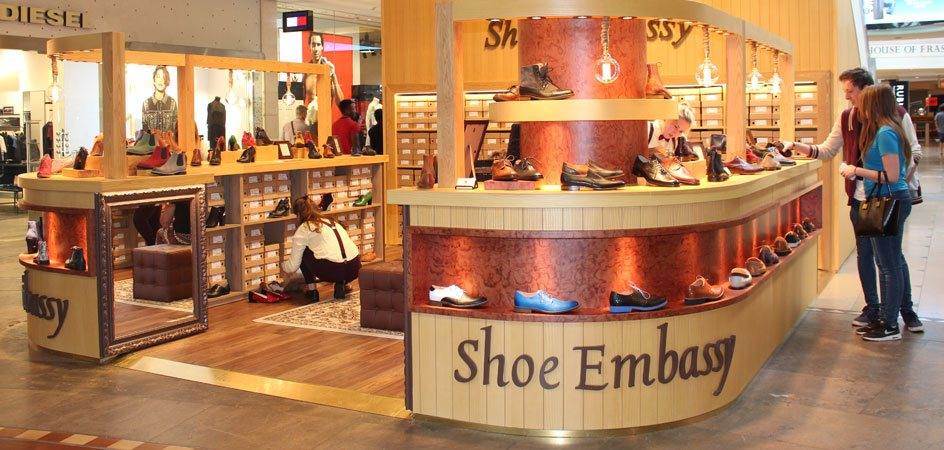 Shoe Embassy Voucher Code
