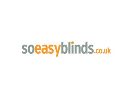 SoEasy Blinds Voucher Code