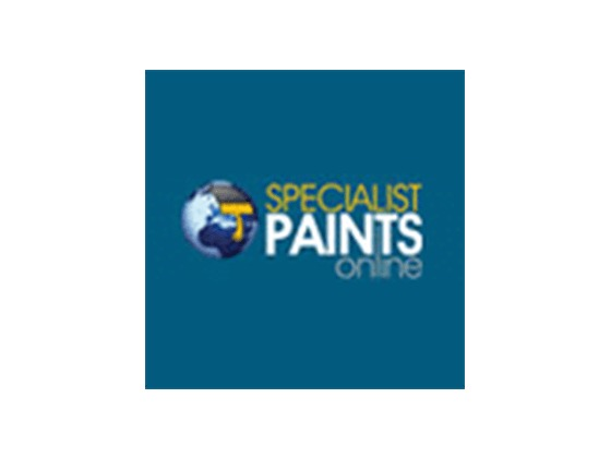 Specialist Paints Voucher Code