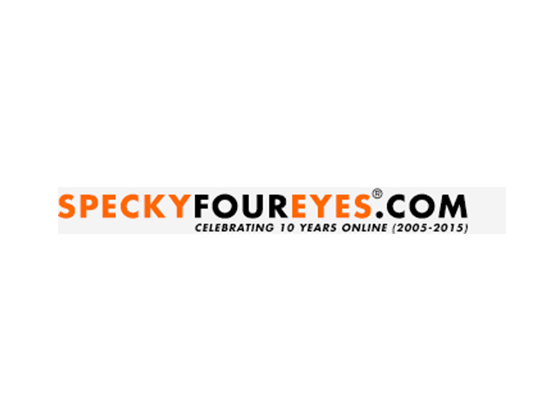 Specky Four Eyes Promo Code
