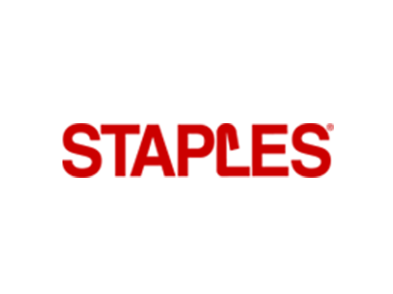 Staples Voucher Code