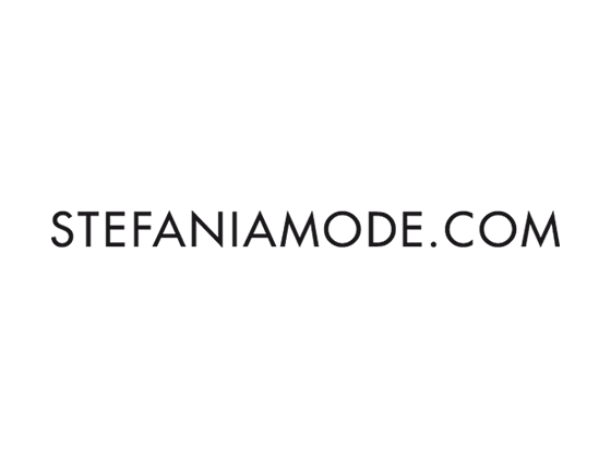 Stefania Mode Voucher Code