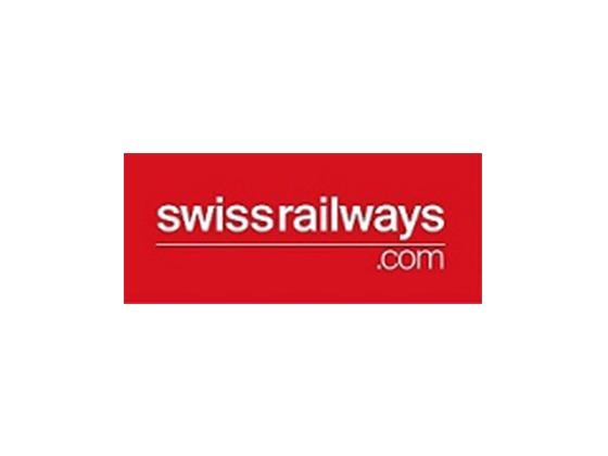 Swiss Travel System Voucher Code