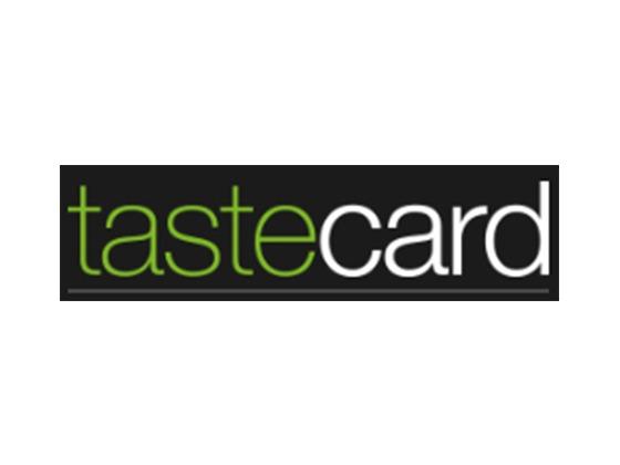 Taste Card Voucher Code