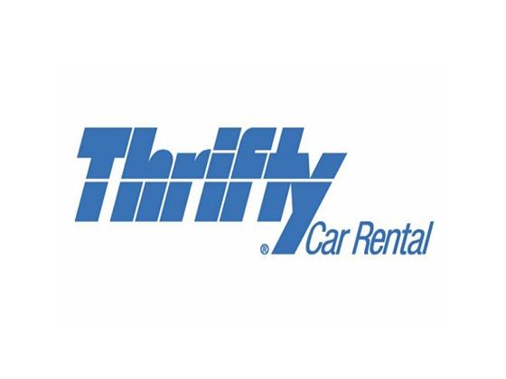 Thrifty Car Rental Discount Code
