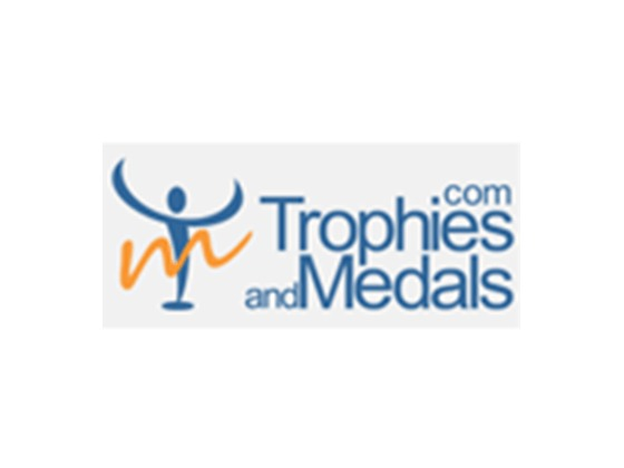Trophies & Medals Promo Code