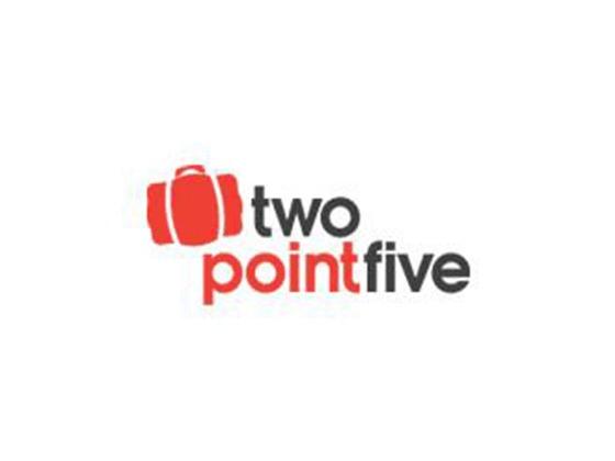 TwoPointFive Discount Code