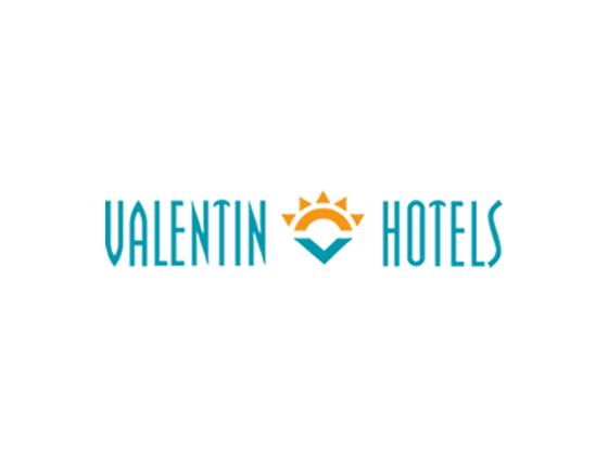 Valentin Hotels Voucher Code