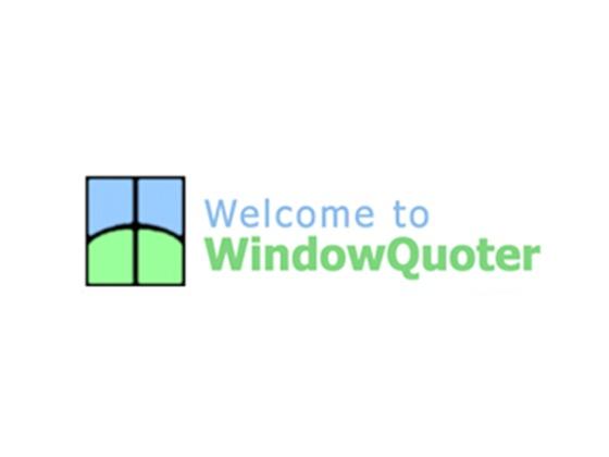Window Quoter Voucher Code