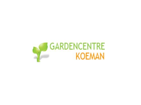 Garden Centre Koeman Discount Code
