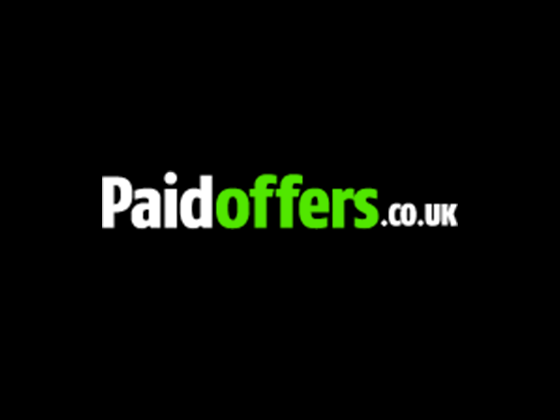 Paid Offers Discount Code