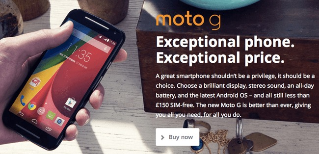 Motorola UK