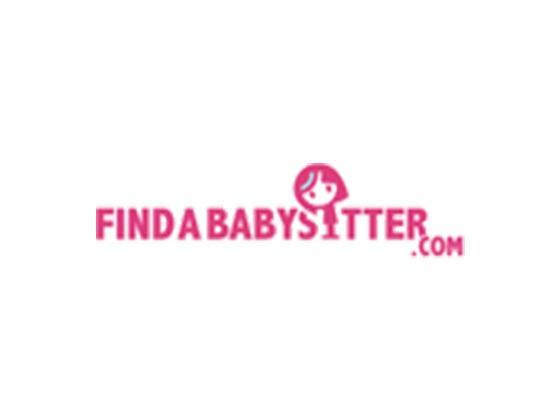 Find a Baby Sitter Voucher Code