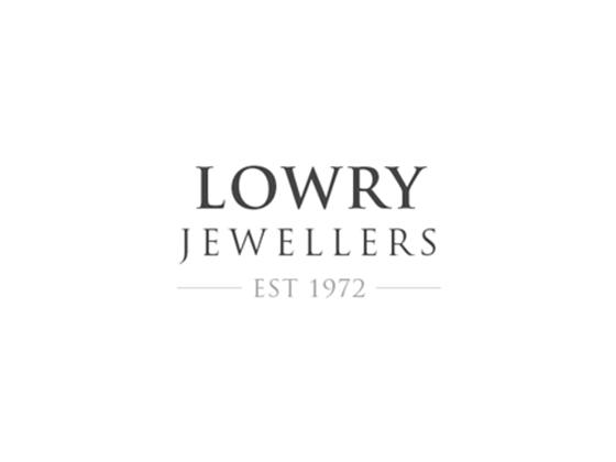 Lowry Jewellers Promo Code