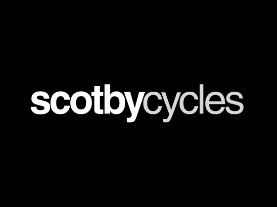 Scot By Cycles Promo Code