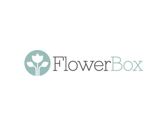 The Flower Box Voucher Code