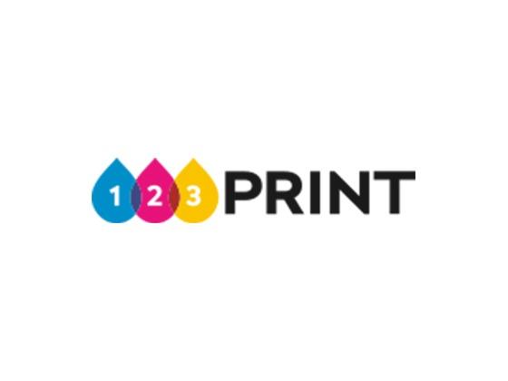 123 Print Voucher Code