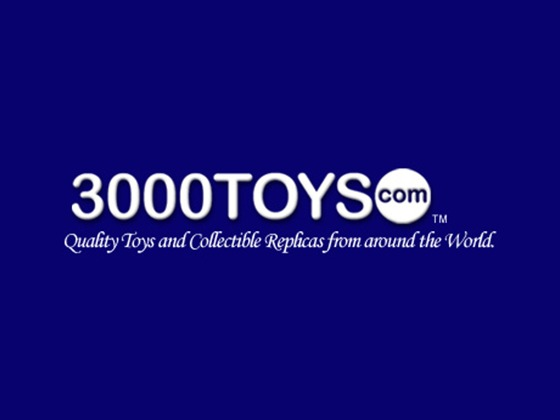 3000 Toys Voucher Code