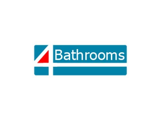 4 Bathrooms Discount Code