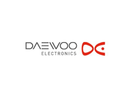 4 Daewoo Promo Code