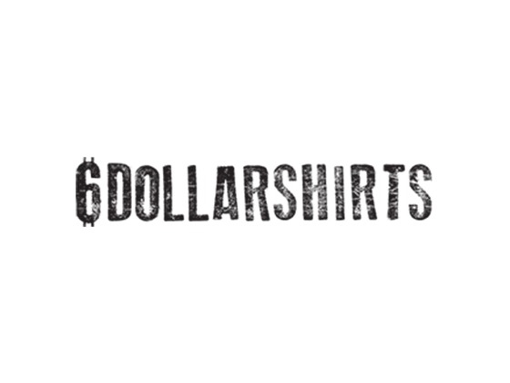 6 Dollar Shirts Voucher Code