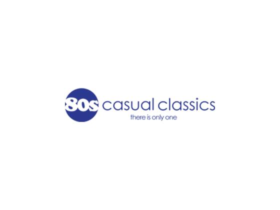 80s Casual Classics Voucher Code