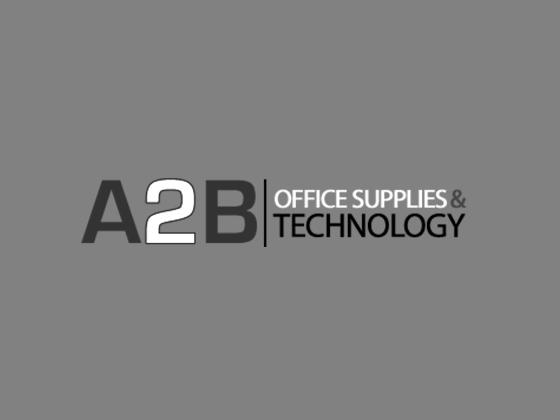 A2B Office Voucher Code