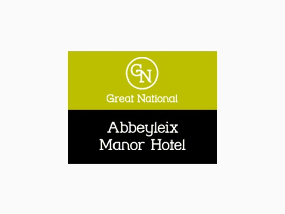 Abbey Leix Manor Hotel Discount Code