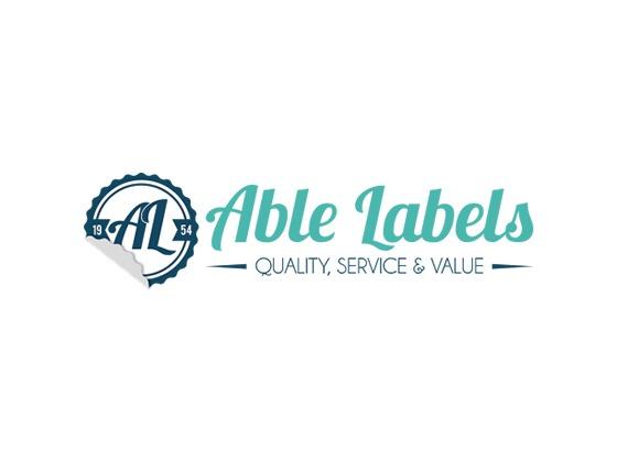 Able Labels Voucher Code