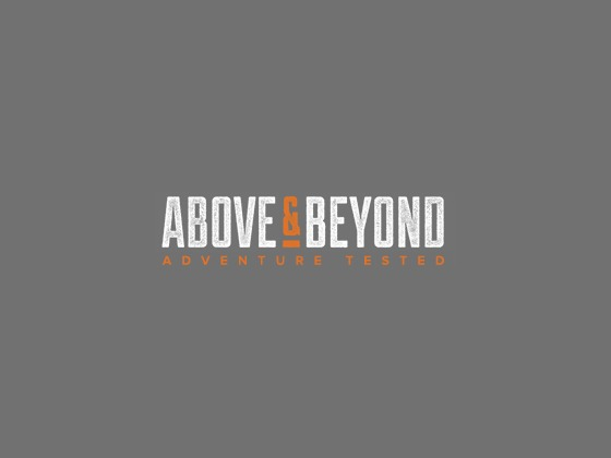 Above and Beyond Discount Code