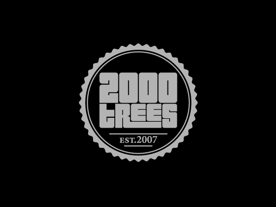 Two Thousand Trees Festival Voucher Code