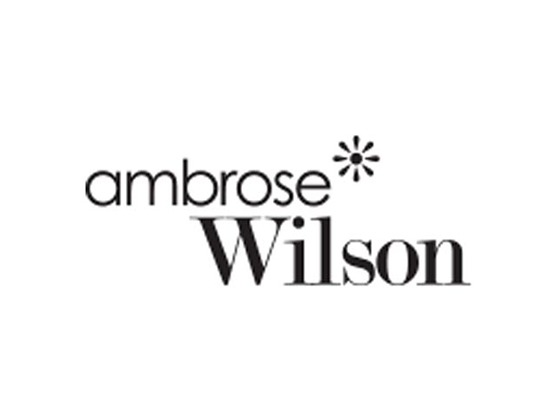 Ambrose Wilson Discount Code