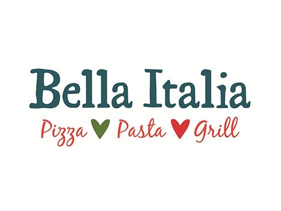 Bella Italia Discount Code
