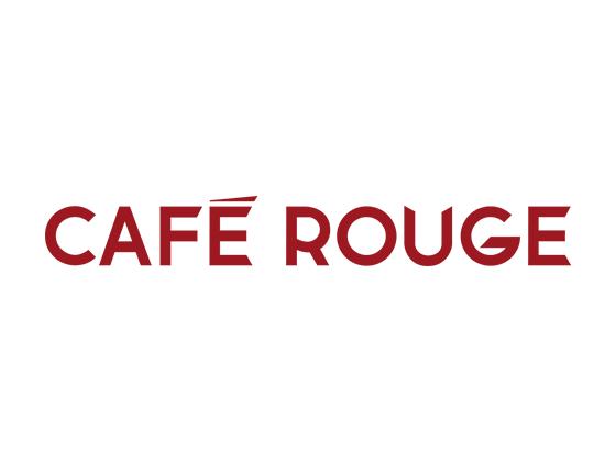 Cafe Rouge Promo Code