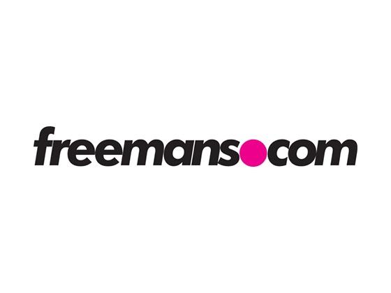 Freemans Promo Code