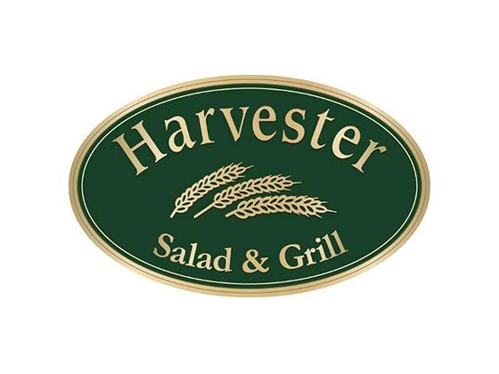 Harvester Discount Code
