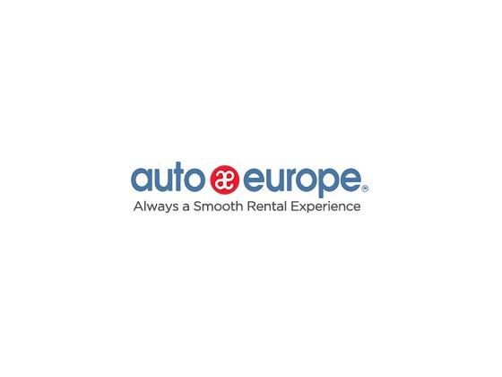 Auto Europe Car Rentals Voucher Code