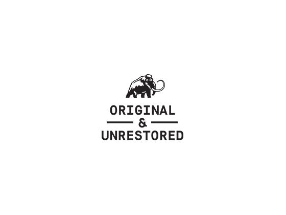 Original and Unrestored Discount Code