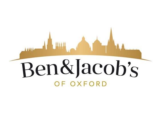 Ben Jacobs of Oxford Voucher Code