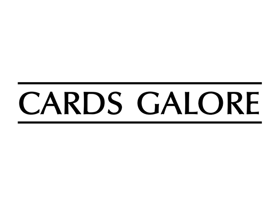 Cards Galore Discount Code