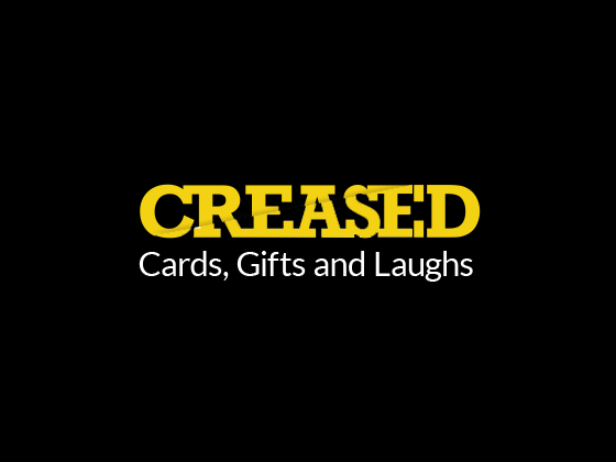 Creased Cards Voucher Code