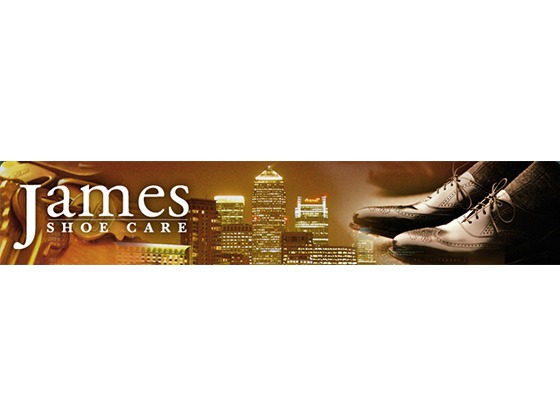 James Shoe Care Voucher Code