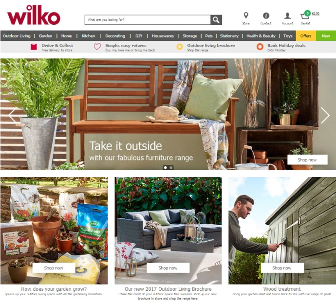 Some Of The Currently Active Wilko Discount Codes Applicable Are