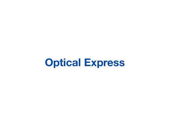 Optical Express Voucher Code