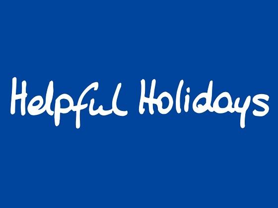 Helpful Holidays Voucher Code