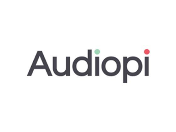 Audiopi Promo Code