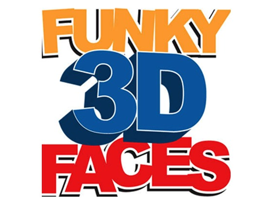 Funky 3D Faces Voucher Code